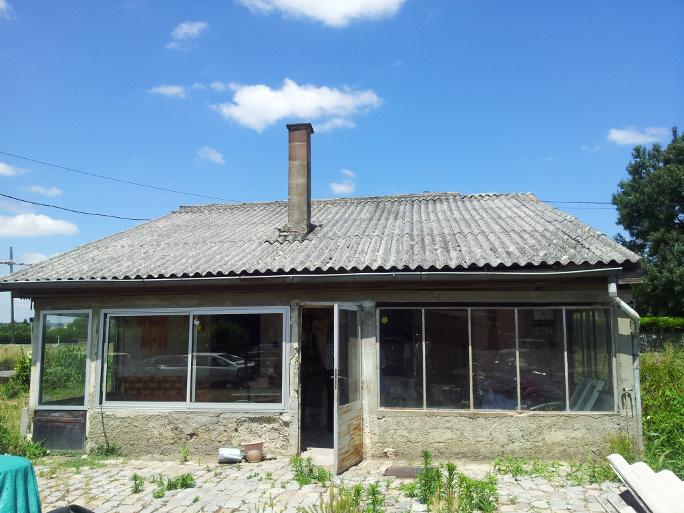 maison amiante